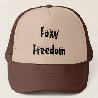 ずるい自由バンド名前のトラック運転手の帽子 キャップ