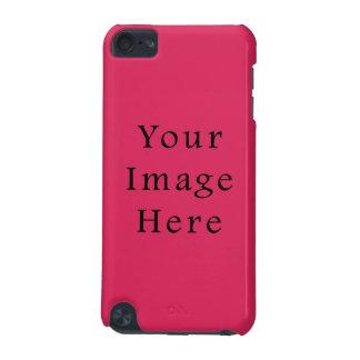 そうショッキングピンク色の傾向のブランクのテンプレート iPod TOUCH 5G ケース