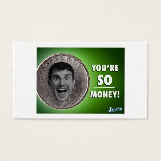 そうティムのお金! 名刺