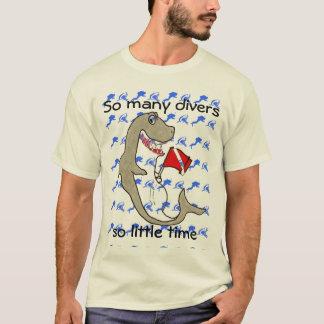 そう多くのダイバー Tシャツ