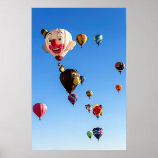 そう多くの気球 ポスター