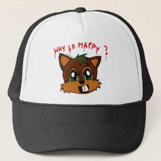 そう幸せな帽子なぜ キャップ