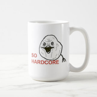 そう本格的な喜劇的な顔 コーヒーマグカップ
