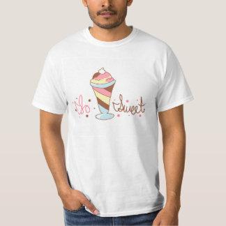そう甘いアイスクリーム Tシャツ