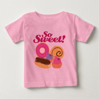 そう甘いデザート ベビーTシャツ
