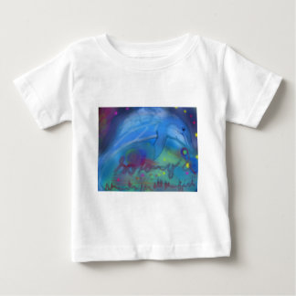 そう長くおよびすべての魚への感謝! ベビーTシャツ