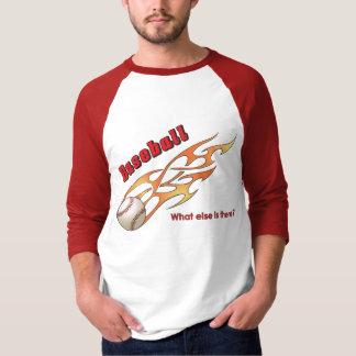 そこにあるか他に何が野球か。 Tシャツ
