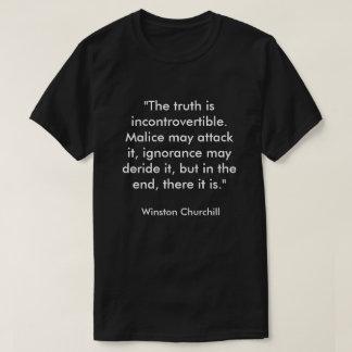 そこにそれはあります Tシャツ