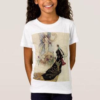 そこの妖精は陛下を歓迎しました Tシャツ