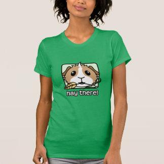 そこの干し草! (モルモット) Tシャツ