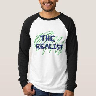 そこの現実主義者 Tシャツ