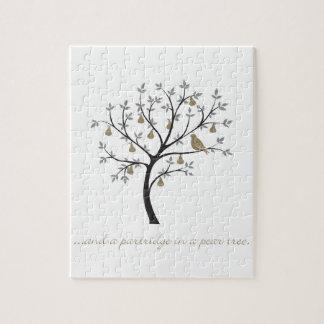 そしてナシ木のヤマウズラ ジグソーパズル