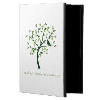 そしてナシ木のヤマウズラ POWIS iPad AIR 2 ケース