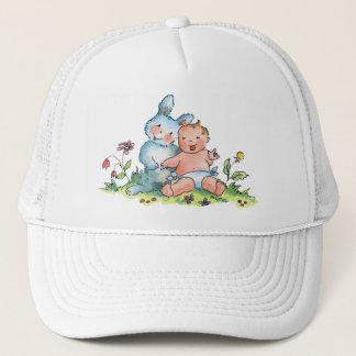 そして甘いバニーウサギの帽子 キャップ