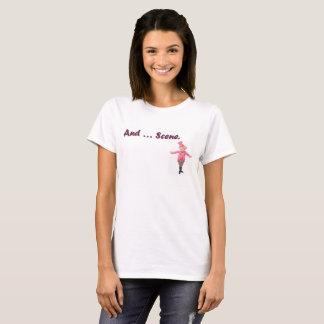 そして…場面 Tシャツ