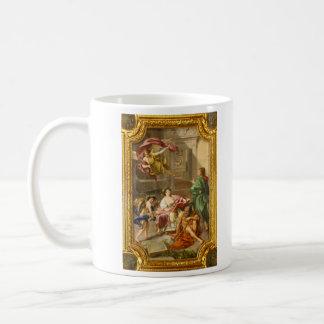 そのうちに歴史の勝利アントンR Mengs著 コーヒーマグカップ
