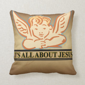そのすべてに約イエス・キリスト クッション