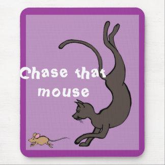 そのマウスを追跡して下さい マウスパッド