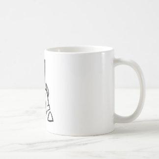 その人 コーヒーマグカップ