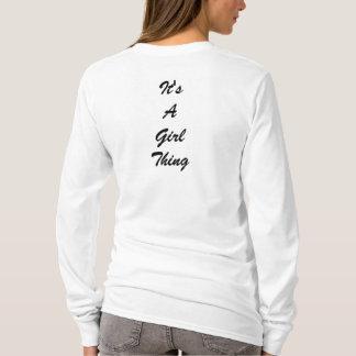 その女の子の事 Tシャツ