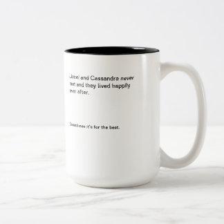 その後ずっと幸福にツートーンマグ ツートーンマグカップ