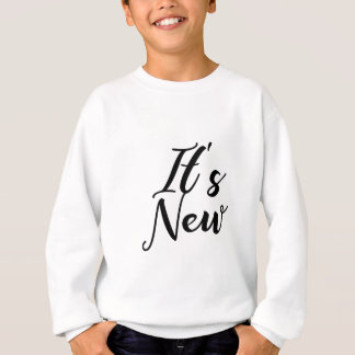 その新しいタイポグラフィの概念 スウェットシャツ