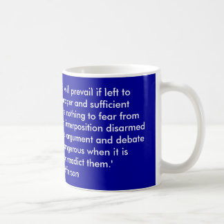 「…その真実は素晴らしく、lefなら…勝ちます コーヒーマグカップ