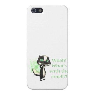 その臭いのスカンクはである何 iPhone 5 CASE