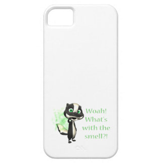 その臭いのスカンクはである何 iPhone SE/5/5s ケース