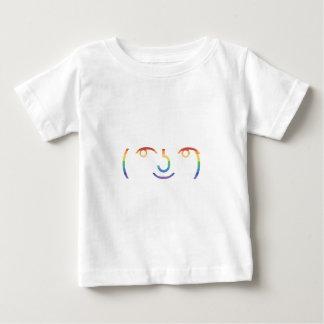 その顔 ベビーTシャツ
