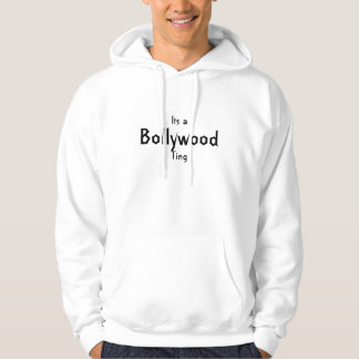 そのBollywood Thang パーカ