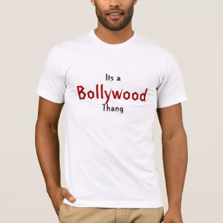 そのBollywood Thang Tシャツ