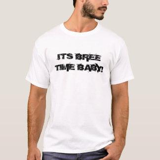 そのBREEの時間ベビー! Tシャツ