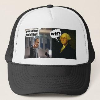 そのWTFの野球帽を造りませんでした キャップ