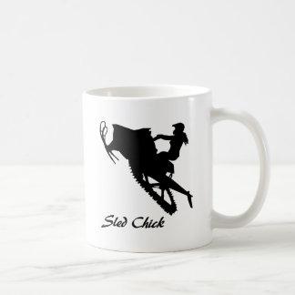 そりのひよこ コーヒーマグカップ