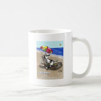 そり犬の漫画9381 コーヒーマグカップ