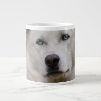 そり犬 ジャンボコーヒーマグカップ