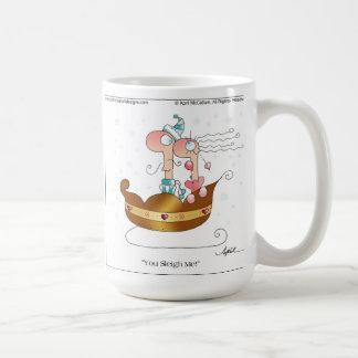 そり私! 4月McCallum著漫画のマグ コーヒーマグカップ