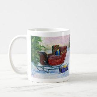 そりACEOのマグ コーヒーマグカップ
