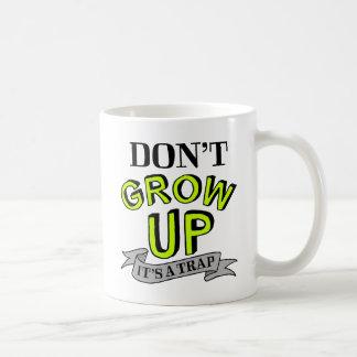 、それありますトラップが育たないで下さい コーヒーマグカップ