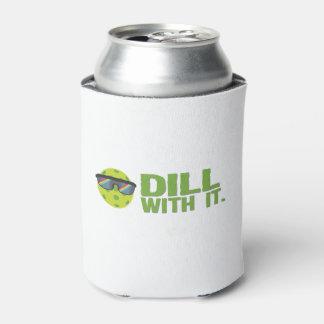 """""""それが付いているディル"""" Pickleballのクーラーボックス 缶クーラー"""