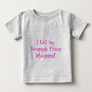 それと生まれて下さい ベビーTシャツ