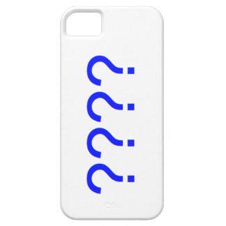 それにすべて質問して下さい iPhone SE/5/5s ケース