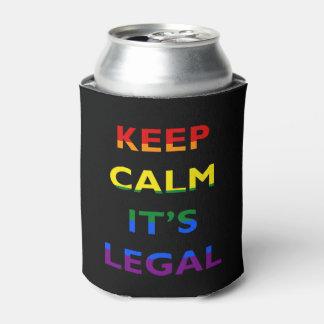 それによってが法的サポートLGBTである平静を保って下さい 缶クーラー