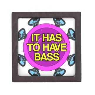 それに低音がなければなりません ギフトボックス
