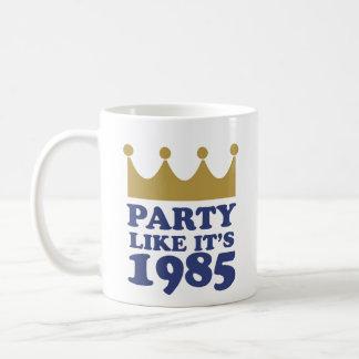 それのようなパーティーはカンザスシティ、ミズーリの1985年です コーヒーマグカップ