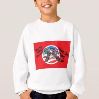 それの価値を持ってそれはありましたか。 赤い スウェットシャツ