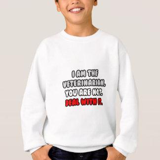 それの取り引き…おもしろいな獣医 スウェットシャツ