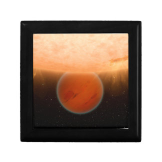 それの回りを回るGliese 436 BのExtrasolar惑星は日曜日です ギフトボックス