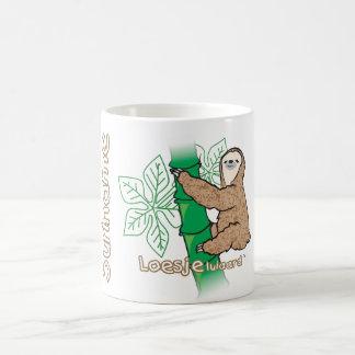それの怠惰のイメージのマグ コーヒーマグカップ